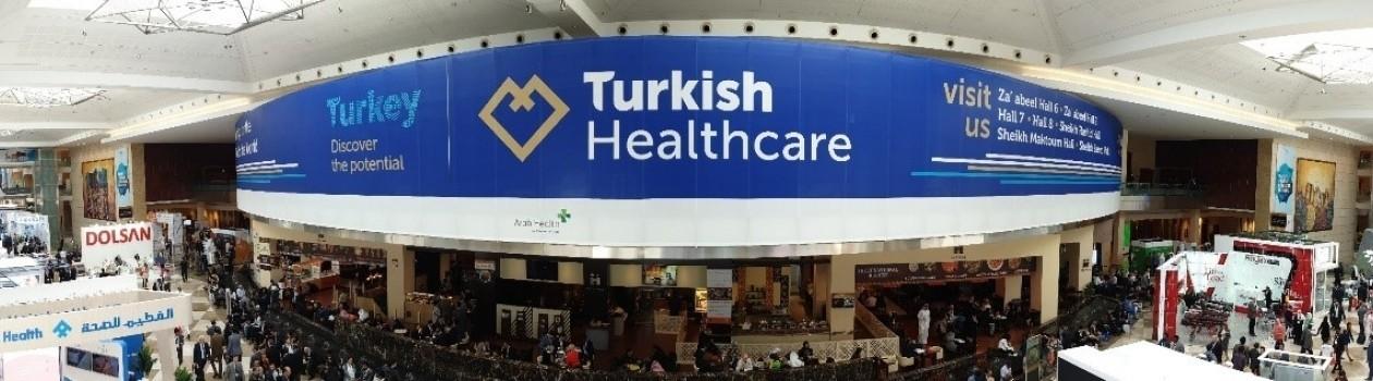 Arab Health 2021 Fuarı- Milli Katılım Organizasyonu
