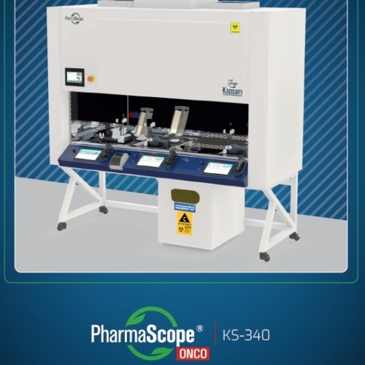 PharmaScope Onco Automated IV Chemotherapy Compounding System