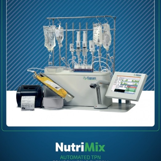 NutriMix Automated TPN Compounding System