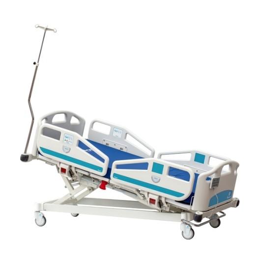 4 MOTORS ICU HOSPITAL BED