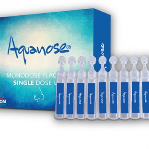 Aquanose Disposable Vial 10 × 5 ML / 20 × 5 ML