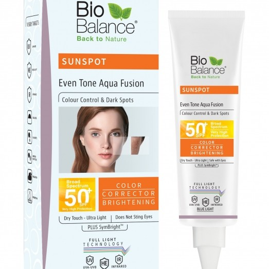 BIOBALANCE SUN PROTECTION FACIAL CREAM