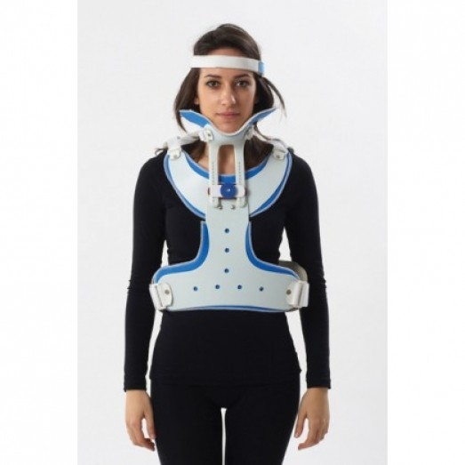 C-12 Cervical Color Somi Orthosis