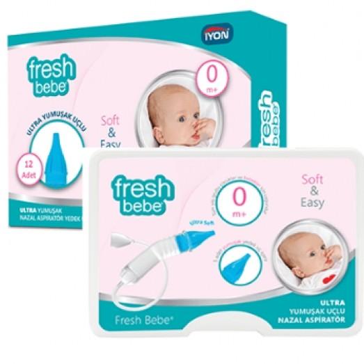 Fresh Bebe Soft Tip Nasal Aspirator