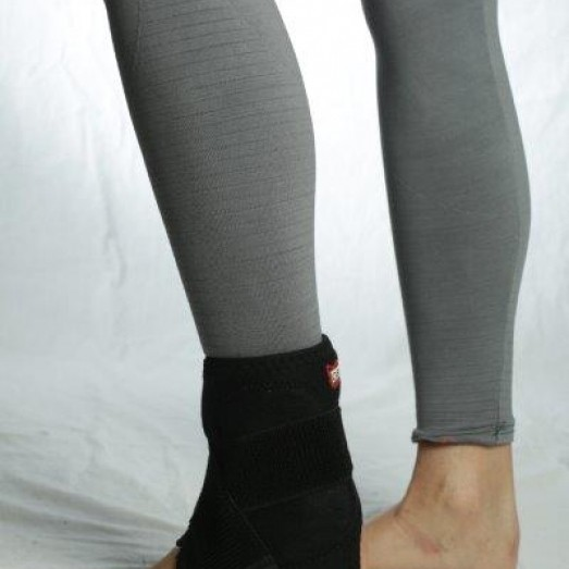 N-53S ANKLE SUPPORT WITH MALLEOL AND SILICONE