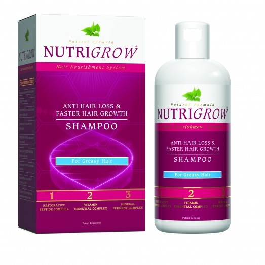 NUTRIGROW ANTI HAIR LOSS& FASTER HAIR GROWTH