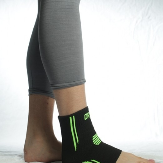 R-10E Knitted Elastic Ankle Support Phospor Color