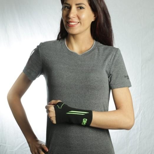 R-12E Knitted Elastic Wrist Support Phospor Color