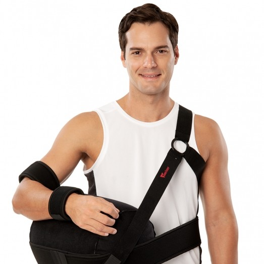 REF 314 Active Arm Sling With Air Pad