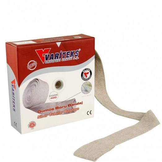 REF 400 Silver Tubular Bandage