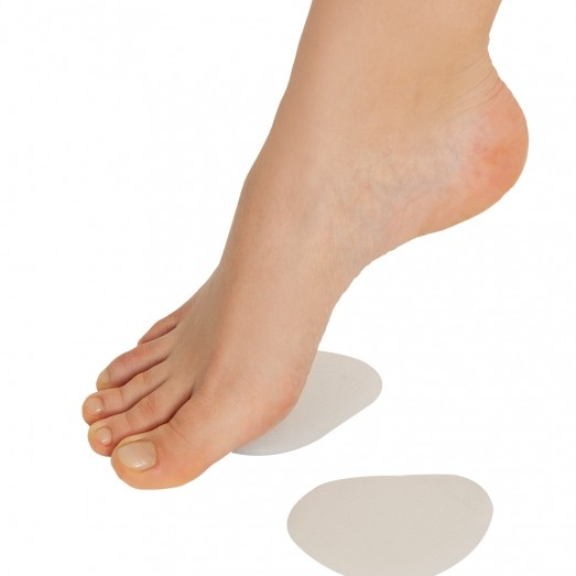 REF 549 Silicone Forefoot Insole