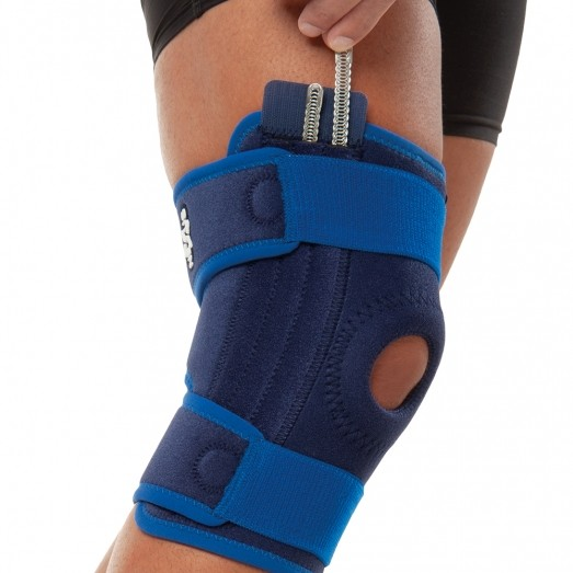 REF 893 Knee Support With Flexible Stays