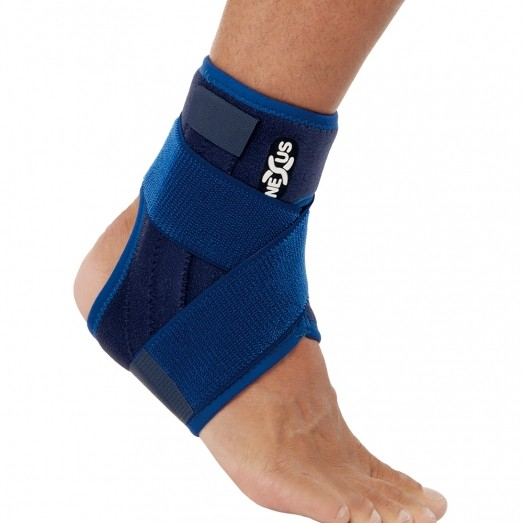 REF 897 Ankle Brace With Flexible Stays