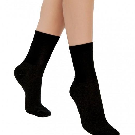 REF 975 Silver Socks