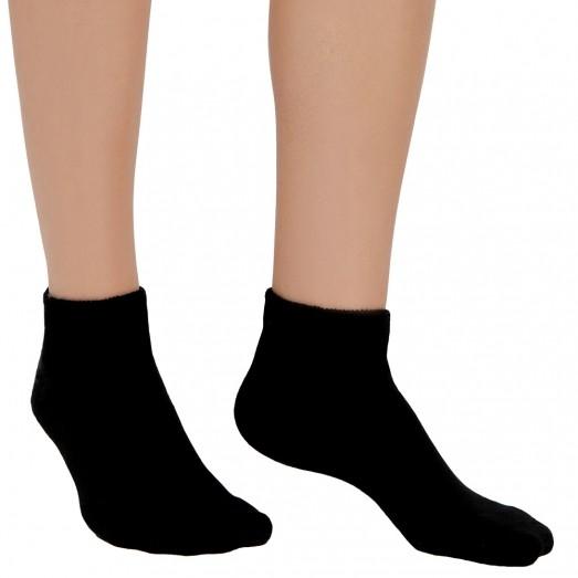 REF 977 Silver Socks (Terry Sole - Short)